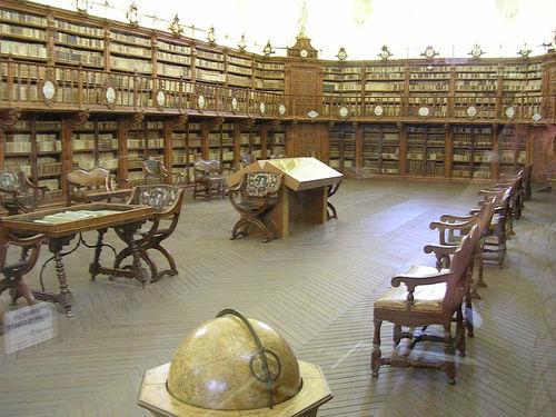 Universidad de Salamanca - Biblioteca histórica