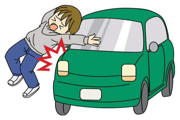 man-being-hit-by-car